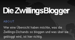 Dichands - Die ZwillingsBlogger